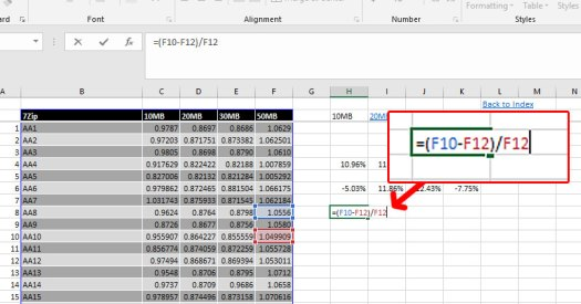 excel table reference