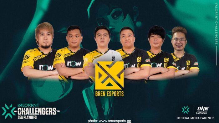 Bren Esport Wins VCT